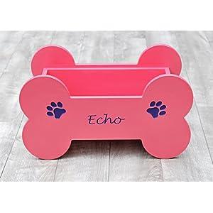 Personalized Dog Toy Box