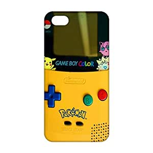 Angl 3D Case Cover Cartoon Pokemon Pikachu Phone Case for iphone 5c
