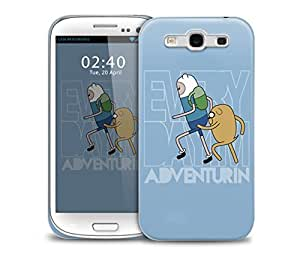 Every day Im Adventuring Adventure Time Samsung Galaxy S3 GS3 protective phone case