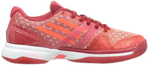 Chaussures Rouge Ubersonic Tennis De Adidas Femme Adizero B33477 40qzR0wdx