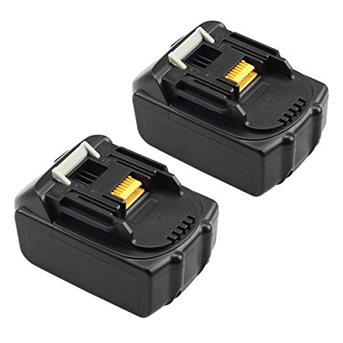 Eagglew Replace for Makita 18V Battery 3.0Ah LXT Lithium-Ion Replacement BL1850 BL1840 BL1845 BL1830 LXT400 Cordless Power Tools Batteries(2 PACKS) by Eagglew (Image #7)
