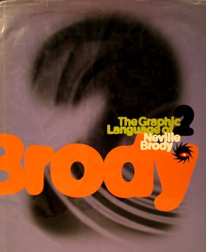 The Graphic Language of Neville Brody 2 by Brand: Rizzoli