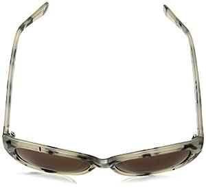 A.J. Morgan Women's Dagmar Cateye Sunglasses, Leopard, 55 mm