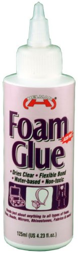 HELMAR FG125Helmar Foam Glue, 4.23 Fluid Ounce -