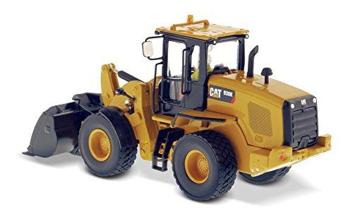 Caterpillar 930K Wheel Loader High Line Series Vehicle