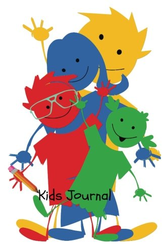 "Kids Journal: Children's Lined Journal With Drawing Boxes | Draw, Write, Doddle, Diary, Jotter, Ruled | 100 pages | 6"" x 9"" Small notebook (Kids Collection) (Volume 1)"