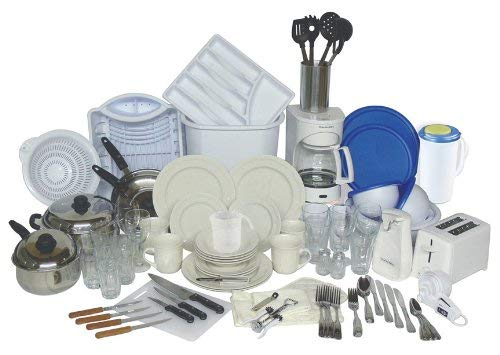 Kitchen Kit - Deluxe Kitchen Service for 8