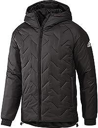 Adidas Men Jacket Outdoor Zip BTS Winter Jackets Running Casual Training