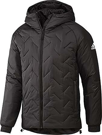 adidas Men Jacket Outdoor Zip BTS Winter Jackets Running