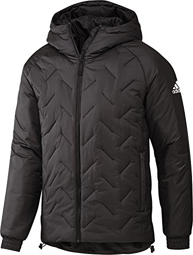Jacket Winter Training (adidas Men Jacket Outdoor Zip BTS Winter Jackets Running Casual Training (XXL))