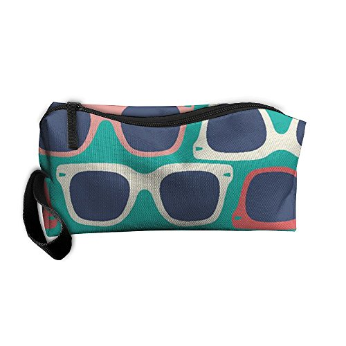 Sunglasses Cool Multi-function Cosmetic Pouch Portable Pencil Case Box Travel Hanging Organizer Bag For Women - Project Art Sunglasses