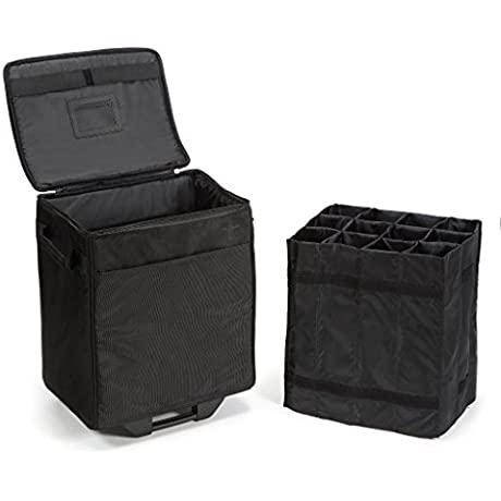 WineCheck Elite 6 12 Bottle Set WITH Shipper Box Insert
