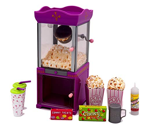 - American Girl - Popcorn Machine for Dolls - Truly Me 2015