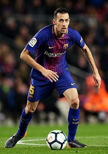 Desconocido Sergio Busquets FC Barcelona vs Girona 2018 la Liga ...