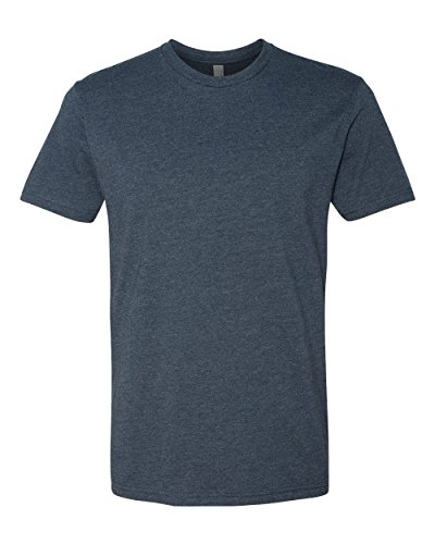 - Next Level mens Next Level Premium CVC Crew(N6210)-MIDNIGHT NAVY-M
