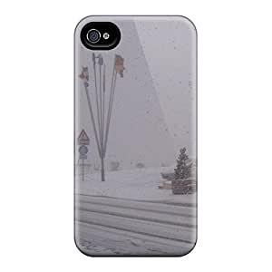 Excellent Design Dolomites Phone Case For Iphone 4/4s Premium Tpu Case by runtopwell