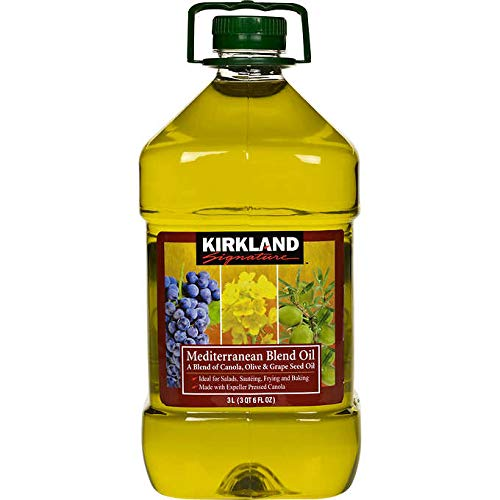 Kirkland Signature Mediterranean Blend Oil - 3L by FCV
