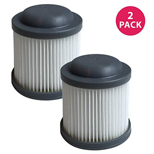 Crucial Vacuum Replacement Vacuum Filters - Compatible With