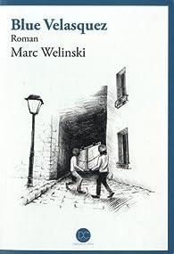 Blue Velasquez par Mark Welinski