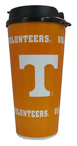 (Whirley Drink Works NCAA Tennessee Volunteers 32oz Single Wall Travel Mug)