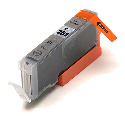 Blake Printing Supply 5 Pack Gray Compatible CLI-251XL CLI-251 CLI251XL Ink Cartridges for PIXMA iP8720, MG6320, MG7120, MG7520 Photo #2