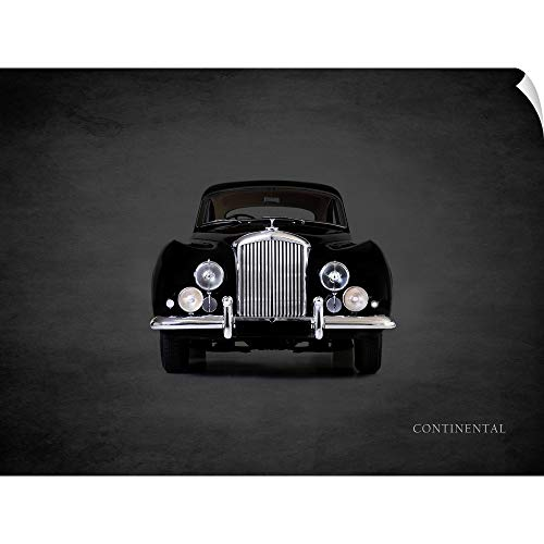 CANVAS ON DEMAND Bentley Continental 1952