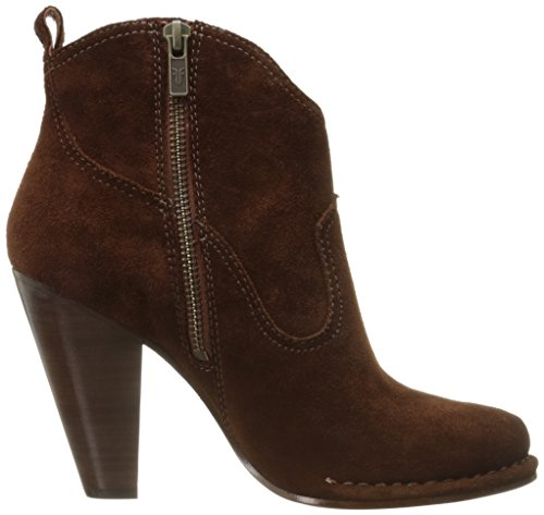Brown Women's Frye Boot Madeline Suede Short wAnwpURq