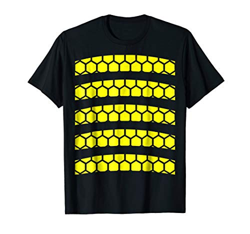 Bee Tshirt- Halloween Bee Costume Shirt- Funny Bumblebee Tee