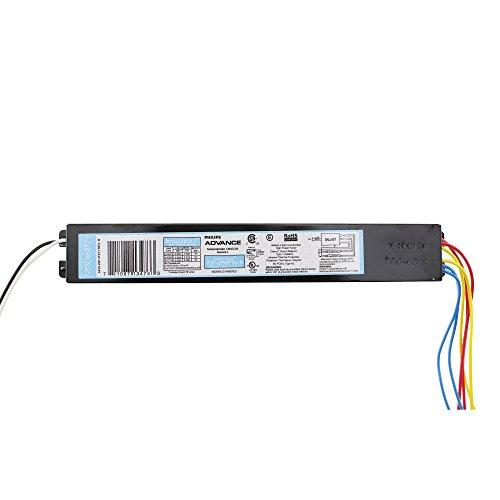 Fluorescent 277 Ballast T8 (Advance IOP-2PSP32-N Electronic Fluorescent Ballast, 2 Lamp, 32W, T8, 120/277V)