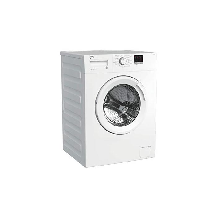 41k3o66nGZL Capacidad: 7 kg Velocidad de centrifugado máxima (rpm): 1200 Inicio diferido: 3 h - 6 h - 9 h