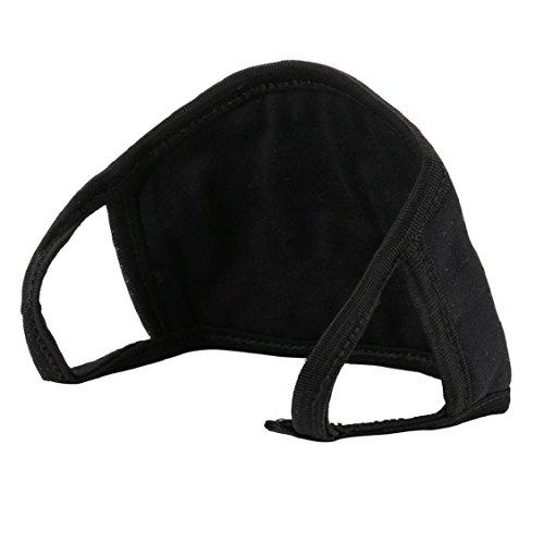 Naladoo Unisex Winter Warm Mouth Anti-Dust Flu Face Mask Surgical respirator (Sun Face Doorbell)