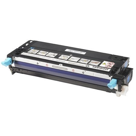 (Dell 3115CN MFP Cyan Toner Cartridge (OEM) 8,000 Pages)