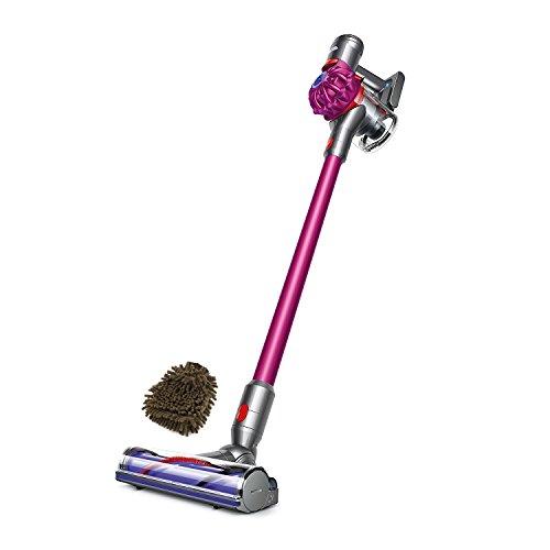 Dyson V7 Motorhead 227591-01 Cord Free Vacuum, Cordless Stick (Complete Set) w/ Bonus: Premium Microfiber Cleaner Bundle