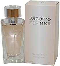 ec8851857f Jacomo For Her By Jacomo For Women 3.4 Ounce Edp Spray Chypre Floral  Bergamot Hyacinth Rose