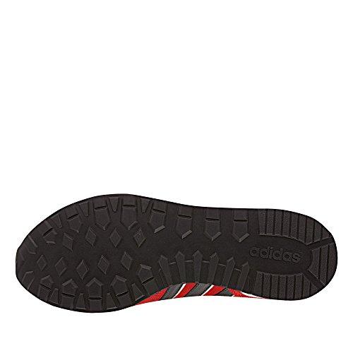 adidas neo Herren Sneaker rot 42