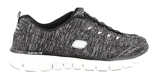 Skechers Positive Outcome Running Womens Wide Shoes