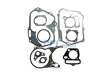 Amazon Com 2z Gasket Set 125cc Engine Dirt Bike Lifan 110cc 125cc
