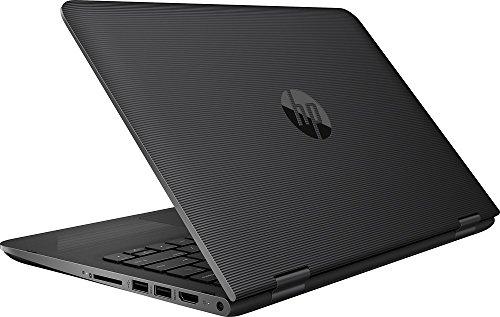 HP X360 11-AB011DX 11.6-Inch Touchscreen 2-in-1 Convertible Premium HD Laptop (Intel celeron N3060, 4GB RAM, 32GB eMMC, Windows 10 Home) Black by HP (Image #8)
