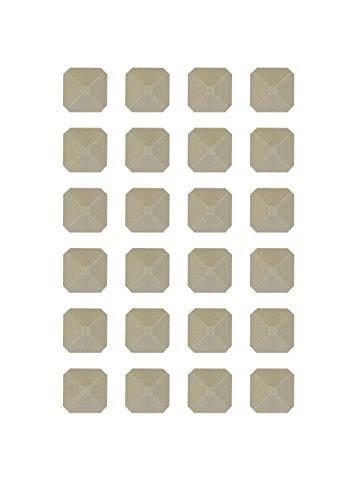 Eagles Ceramic - Brandster, Inc. Twin Eagles Grills Ceramic Briquettes - 24 pack