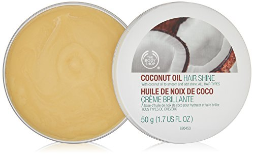 Body Shop Coconut Shine Ounce product image