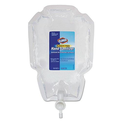 Clorox CLO 01753 1000 ml Hand Sanitizer Spray Refill