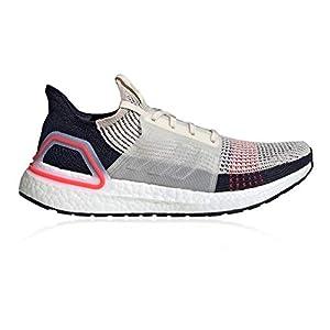 Adidas Ultraboost 19 Blanco/Gris/Marino | Zapatillas Hombre