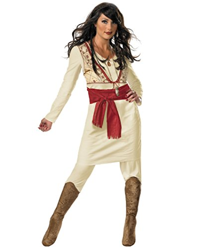 [Prince Of Persia Costume Tamina Eastern Princess Womens Theatrical Costume Sizes: Large] (Prince Of Persia Tamina Costumes)