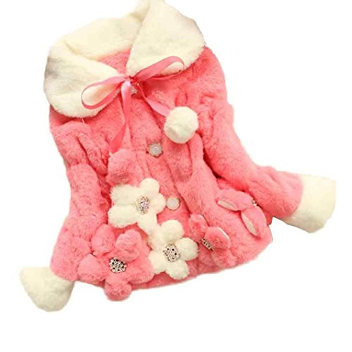 Baby Clothes, Egmy Cute Baby Girls Kids Toddler Outwear C...