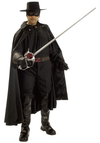 Rubie's Men's Grand Heritage Costume, Black, Standard -