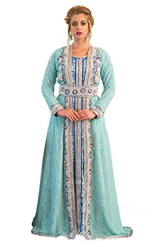 moroccan style party dresses - 4