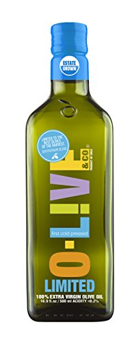 O-Live & Co - Limited Edition - Extra Virgin Olive Oil - 16.9 Ounce
