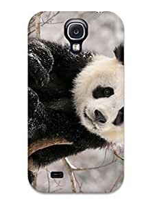 Awesome Case Cover/galaxy S4 Defender Case Cover(panda Bears )