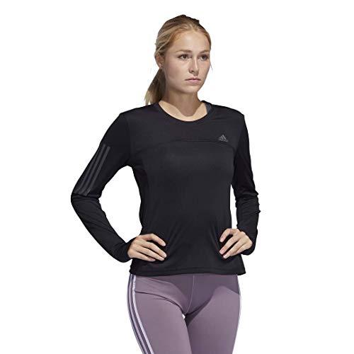 adidas Womens Own The Run Long Sleeve Tee