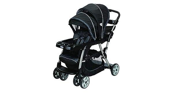 Graco Ready2Grow silla de paseo, diseño Metropolitan: Amazon ...